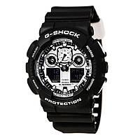 Оригинальные наручные часы CASIO G-SHOCK GA-100BW-1AER