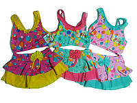 Купальники для девочек , размеры XL, арт. 2011