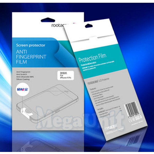 Rootacase Матовая защитная пленка для экрана Nokia Lumia 925