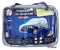 Тент для джипа, минивэна Milex Jeep L (подкладка, зеркало, замок) PEVA+PP Cotton