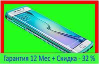 Samsung Galaxy S8 Edge    С гарантией 12 мес