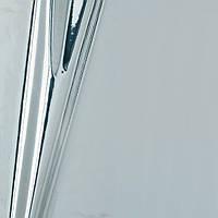 Самоклейка, d-c-fix, 45 cm Пленка самоклеящая, металлизированная, серебро, серебристая, глянцевая