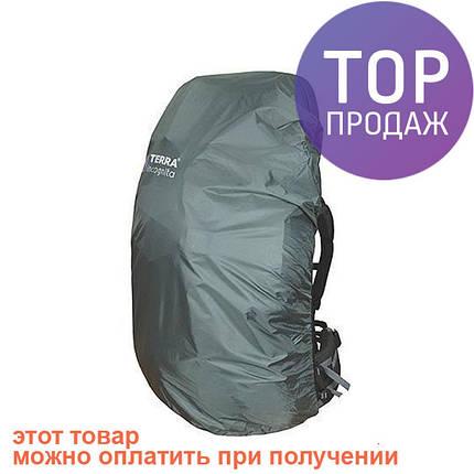 Чехол для рюкзака Terra Incognita RainCover XS Сер, фото 2