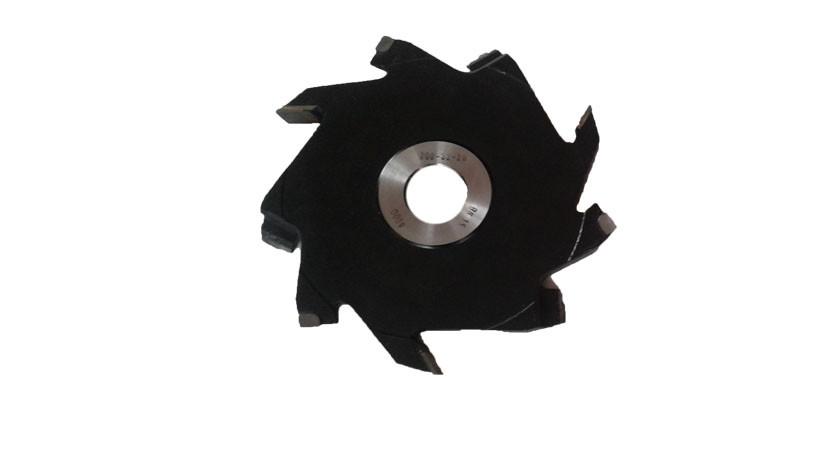 Фрезы острозаточенные для обработки пазов с  подрезающими зубьями с напайными пластинами ВК-15 или с инструмен ВК-15, 125x32x14 - Фрезы по дереву. Острозаточенные фрезы по дереву в Каменце-Подольском