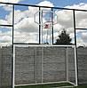Ворота для міні футболу та гандболу з баскетбольним щитом