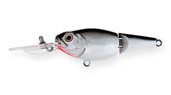 Воблер Strike Pro Bobcat 60 плавающий составной 6cm 10,7gr Загл. 1,5-3,0м #A010