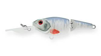 Воблер Strike Pro Bobcat 60 плавающий составной 6cm 10,7gr Загл. 1,5-3,0м#SM51F