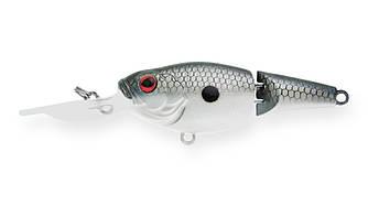 Воблер Strike Pro Bobcat 60 плавающий составной 6cm 10,7gr Загл. 1,5-3,0м#SM37F