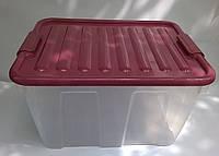 Ящик для хранения Home Box 31 литр Plast Team
