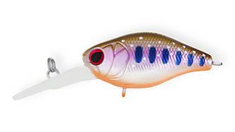 Воблер Strike Pro Cranky-X Deep 50 плавающий 5см 8,7гр Загл. 1,0м - 2,5м #A142-264