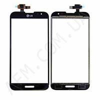 Сенсор (Touch screen) LG E980/  E988/  F240 Optimus G Pro черный оригинал