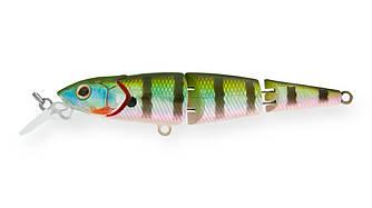 Воблер Strike Pro Flying Fish Joint 110 тонущий трехсоставной 11,2см 19,5гр Загл. 1,7-3,0м#630V