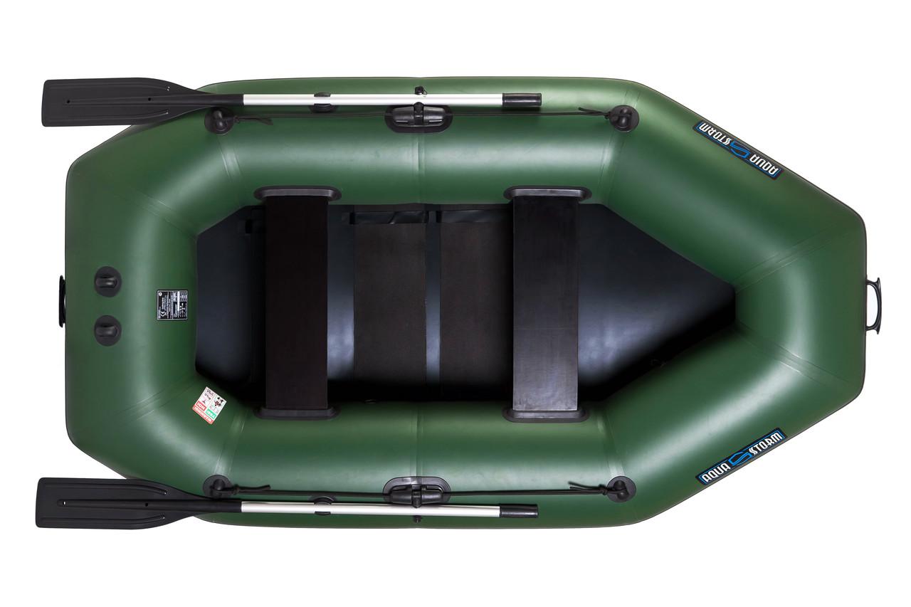 Лодка гребная шторм (Премиум) SS280R