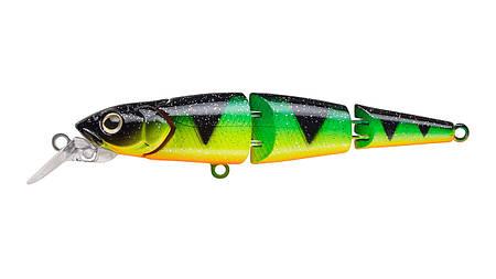 Воблер Strike Pro Flying Fish Joint 90 тонущий трехсоставной 9см 12гр Загл. 0,7-1,7м скидка%