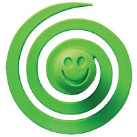 445025 ST06 Ручка мебельная Joy collection 445025 025мм цвет ST06 зелёный цвет - пластиковая Турция Cebi