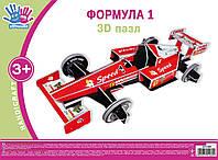Набор для творчества 3D пазл Формула 1 1 Вересня 951089