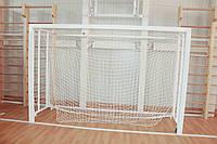 Ворота для мини футбола и гандбола шарнирно-собирающиеся к стене, фото 1