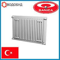 Sanica стальной панельный радиатор тип 11 300х500