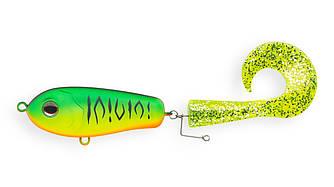 Джерк Бейт Wolf Tail тонущий 23см  104.5гр 2-4метра