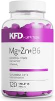 KFD Nutrition Mg + Zn + B6 (120 таб.)