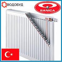 Sanica стальной панельный радиатор тип 22 500х1400