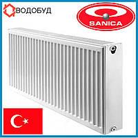 Cтальной панельный радиатор Sanica 33K  PKKP 300x70