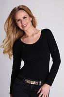 Женская блузка Petra Eldar черного цвета.