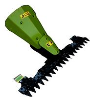 Навеска сегментная косилка GC360 для мотоблока GRUNFELD MF360