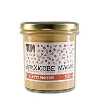 TOM Арахісова паста (скло) (300 гр.)