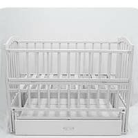 Дитяче ліжко Lux - Біле