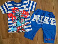 Летний костюмчик для мальчика найк 86-92,92-98,104-110,110-116 см