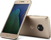 Смартфон Motorola Moto G5 Plus Gold 3/32 / 5,2'' IPS 1920x1080 / Qua 625 / 8х2.0 GHz / 12/5MP / SD / 3000mAh / LTE / 2SIM