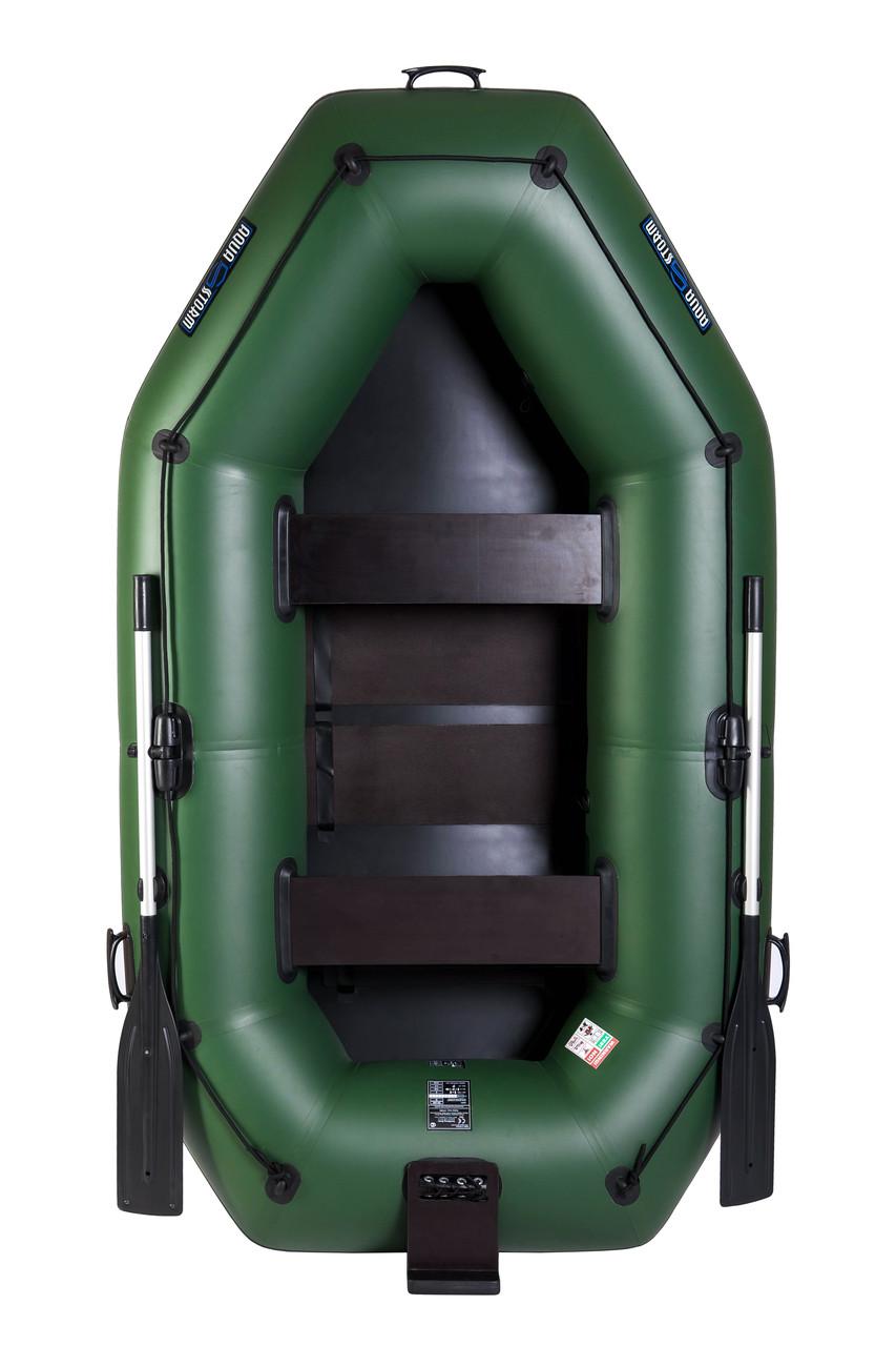 Лодка гребная шторм (Премиум) SS280DT