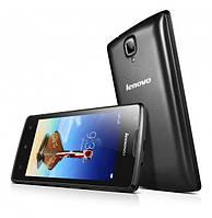 Смартфон Lenovo A1000M / 2SIM / Black / 4'' / 800x480 / SC 7731 / 4x1.3GHz / 512MB / 4GB / 5 + 0.3MP / SD / 1700mAh / 3G