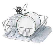 Сушка для посуды с поддоном