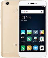 Смартфон Xiaomi Redmi 4X - 3/32 Gold / 5'' IPS / 1280x720 / Qua 435 / 8x1.4GHz / 13/5Mp / SD / 4100mAh / LTE / Fingerprint / 2SIM