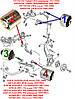 Сайлентблоки VW PASSAT (3B2) 96-01г; PASSAT (3B3) 00-05г; Variant (3B5) 97-01 Комплект 10шт ПЕРЕДНЯЯ ПОДВЕСКА