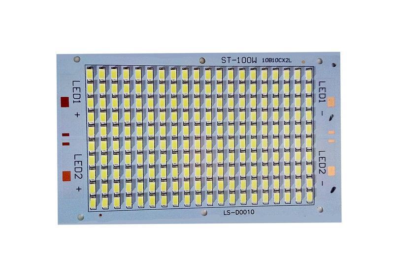 Cветодиодная матрица 100W SMD5730 200шт. led 100w Светодиод 100 ватт, фото 1