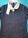 Блуза детская школьная Maria Размеры 134, 146 Пудра, фото 9