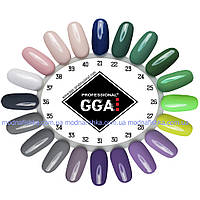 Палитра GGA Professional 21-40