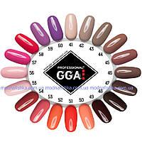 Палитра GGA Professional 41-60