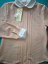 Блуза детская школьная Maria Размеры 134, 146 Пудра, фото 10
