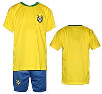 Футбольная форма B1 для детей 6-10 лет оптом. Доставка из Одессы.