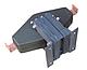 ТПЛ-10  У3 40/5 кл.т. 0,5 проходной трансформатор тока с литой изоляцией на напряжение до 10 кВ. , фото 2