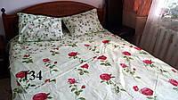 """Ткань для постельного белья Бязь """"Gold"""" Lux GL233 (50м)"""