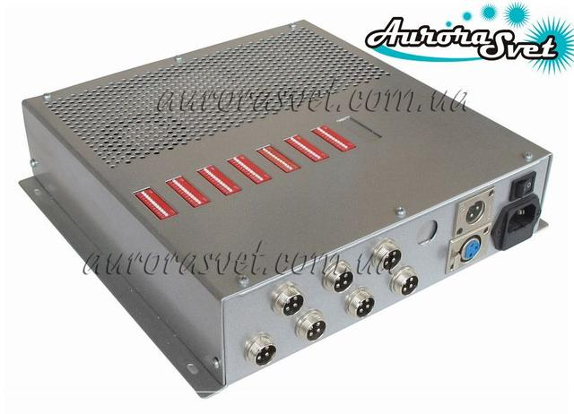 Блок управления освещением BYS AuroraSvet 3-7-350