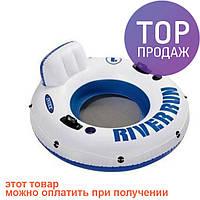Надувной круг Intex 58825 (135 см) / надувной басейн