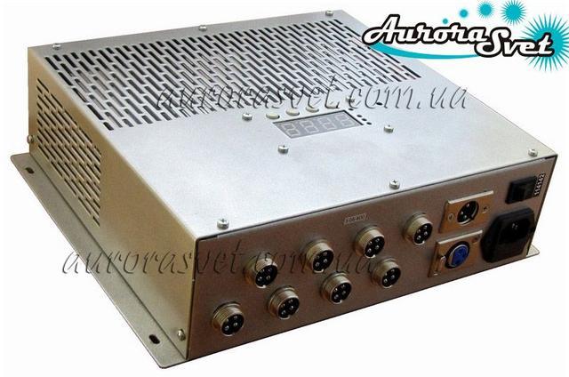 Блок управления освещением BYS AuroraSvet 3-8-350