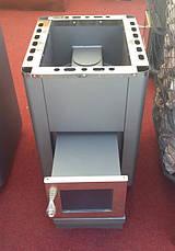 """Котел для сауны """"Костер РК-20 SL"""" с выносом стеклянная дверца, фото 2"""