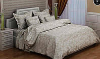 """Ткань для постельного белья Бязь """"Gold"""" Lux GL1998beige (50м)"""